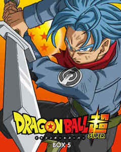 Dragon Ball Super Blu-ray BOX Vol.5 Blu-ray Japan Version