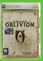 OBLIVION the ELDER SCROLL IV nuovo ITALIANO new giochi xbox SIGILLATO