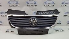 VW Passat B6 FRONT BUMPER RADIATOR CENTER GRILL 3C0 853 651 / 3C0853651