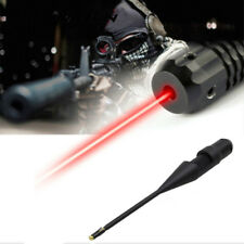 Red Laser Bore Sighter 0.177 to 0.78 Caliber Rifle Scope Dot Laser Pointer Kit