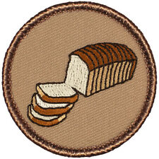 Cool Boy Scout Patches- Sliced Bread Patrol! (#150)