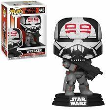 Funko Pop! Star Wars: The Bad Batch - Wrecker (#443)