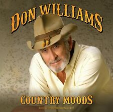 Don Williams Country Moods LP (180g Limited Irish Pressing) Released 20/09/2019