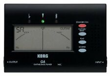 Korg GA-40 Large Display Guitar and Bass Tuner from Japan