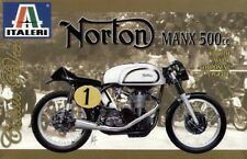 Norton Manx 500cc Italeri gran escala 1 9