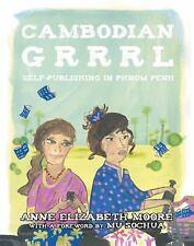 Cambodian Grrrl: Self-Publising in Phnom Penh