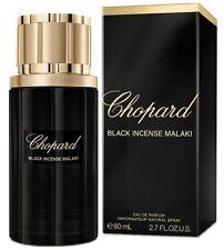 Chopard BLACK INCENSE MALAKI Unisex 80 ML, 2.7 fl.oz, EDP, New in Box.