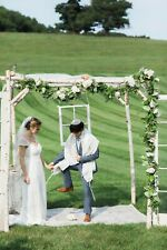 White Birch Wedding Chuppah Kit