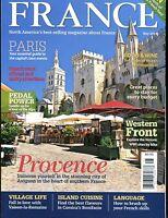 France Magazine May 2014 Provence EX No ML 012517jhe