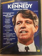Robert Francis Kennedy & Kennedy Family Memorial Issue Collector's Edition 1968