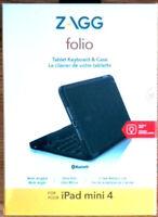 iPad Mini 4 Keyboard Case Folio