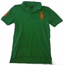 Tommy Hilfiger Green Polo Shirt