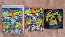 Borderlands 2  PS3 / Complet . Pal Fr