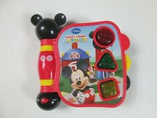 Disney Mickey Mouse Clubhouse My First Learning Book English Spanish