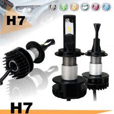 2x High Power LED Chips 32W 6000LM H7 Car Headlight Kit Lamp Bulb White 6000K