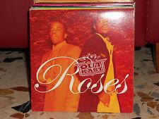 OUT KAST - ROSES - radio edit + instrumental - cd cardsleave - PROMO NUOVO 2004