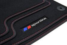 Sportline Fußmatten für BMW 3er E90 E91 Bj. 2005-2012