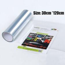 1x Clear Headlight Protector Film Bumper Hood Paint UV Protection Vinyl Wrap New