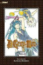 D.Gray-man (3-in-1 Edition), Vol. 7 ' Hoshino, Katsura manga in english,