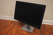 "Works Dell UZ2315Hf 23"" LED LCD Monitor VGA, HDMI Discolored AS IS Free Shipping"