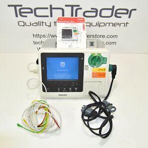 Philips HeartStart XL+ 3-Lead ECG TESTED