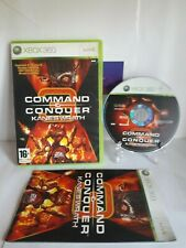 Command & Conquer Kane's Wrath - Complete Game - Xbox 360 PAL