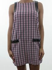 River Island Checked Short/Mini Casual Dresses for Women