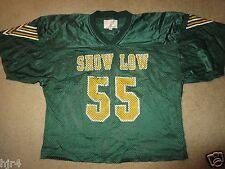 Show Low Cougars High School #5 Football Game Worn Jersey XL Arizona