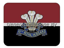 10TH ROYAL HUSSARS MOUSE MAT