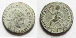 ZURQIEH -AS4714- DIVO MAXIMIANUS Commemorative, AE HALF Follis, Struck under Con