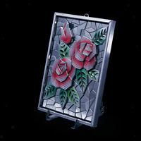 3D Metal Art The Convenant of Roses Model Metalwork Build Kits Hobbies