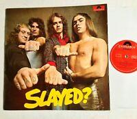 SLADE -  Slayed? 1972 Rock Vinyl LP Album Polydor – 2383 163 VG+/VG
