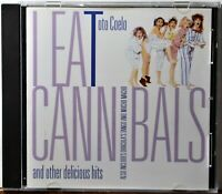 CD Toto Coelo I Eat Cannibals and Other Delicious Hits RARE Dracula's Tango