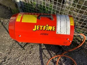Jetfire Industrial Workshop Factory Heater J25DV 110 / 230V 50HZ