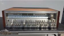 vintage silver face PIONEER SX-850 AM-FM STEREO RECEIVER