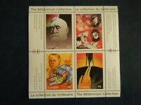Canada#1825 MNH Millennium Block Lot#RR11