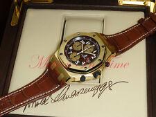 Audemars Piguet Arnold Schwarzenegger Signature 18kt Gold 26007BA.OO.D088CR.01