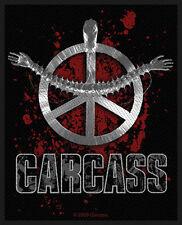 CARCASS - Patch Aufnäher - Heartwork 10x9cm