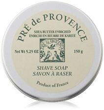 European Soaps PRE de PROVENCE Men's Shea Butter Enriched SHAVE CREAM  in a Tin