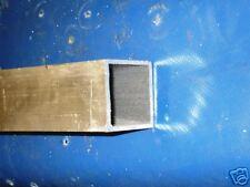 "Aluminium Box Section 1"" x 1"" x 1/8"" x 430mm long"