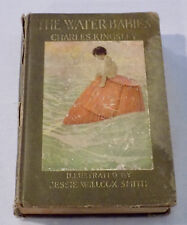 THE WATER BABIES. Charles Kingsley, Jessie Willcox Smith Illustrated 1916 HC