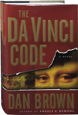 Dan Brown / The Da Vinci Code First Edition 2003