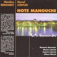 Not Manouche by Mandino Reinhardt & Marcel Loeffler - New (Fremeaux)
