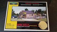 Design Preservation Models DPM Gold Detailed Edition Harlee & Sons Cycle Shop