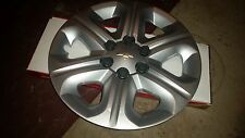 "2009 2010 2011 2012 2013 2014 2015 Chevy Traverse 17"" OEM Hubcap"