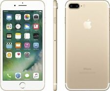 "Apple iPhone 7 Plus 5.5"" Retina Display 32GB GOLD UNLOCKED Smartphone SRF"