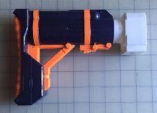 Nerf Super Soaker Shoulder Tornado Strike Stock fits Other Nerf Blasters