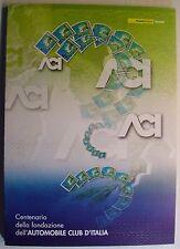 """2005 Italia  Folder  """"Automobile Club D'Italia  ACI """""""