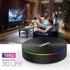 2019 Android 8.1 T95Q 4G+32G S905X2 4K HD Smart TV Box Octa Core WiFi Bluetooth