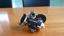 CAMPAGNOLO RECORD 10 speed TITANIUM rear derailleur italian road bike